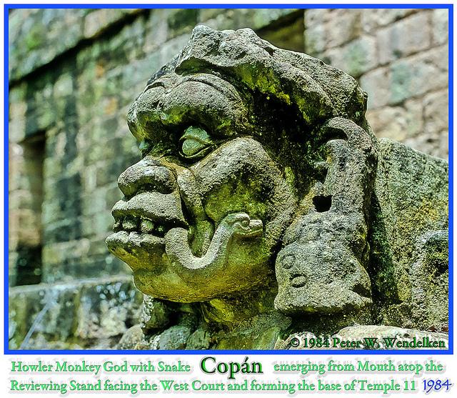 Hanuman in Honduras