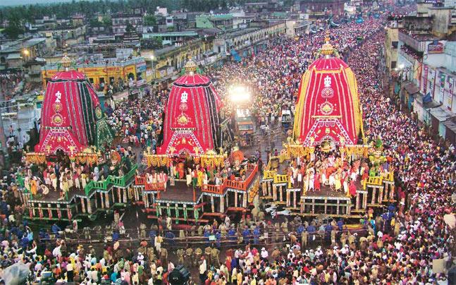 Jagannath temple