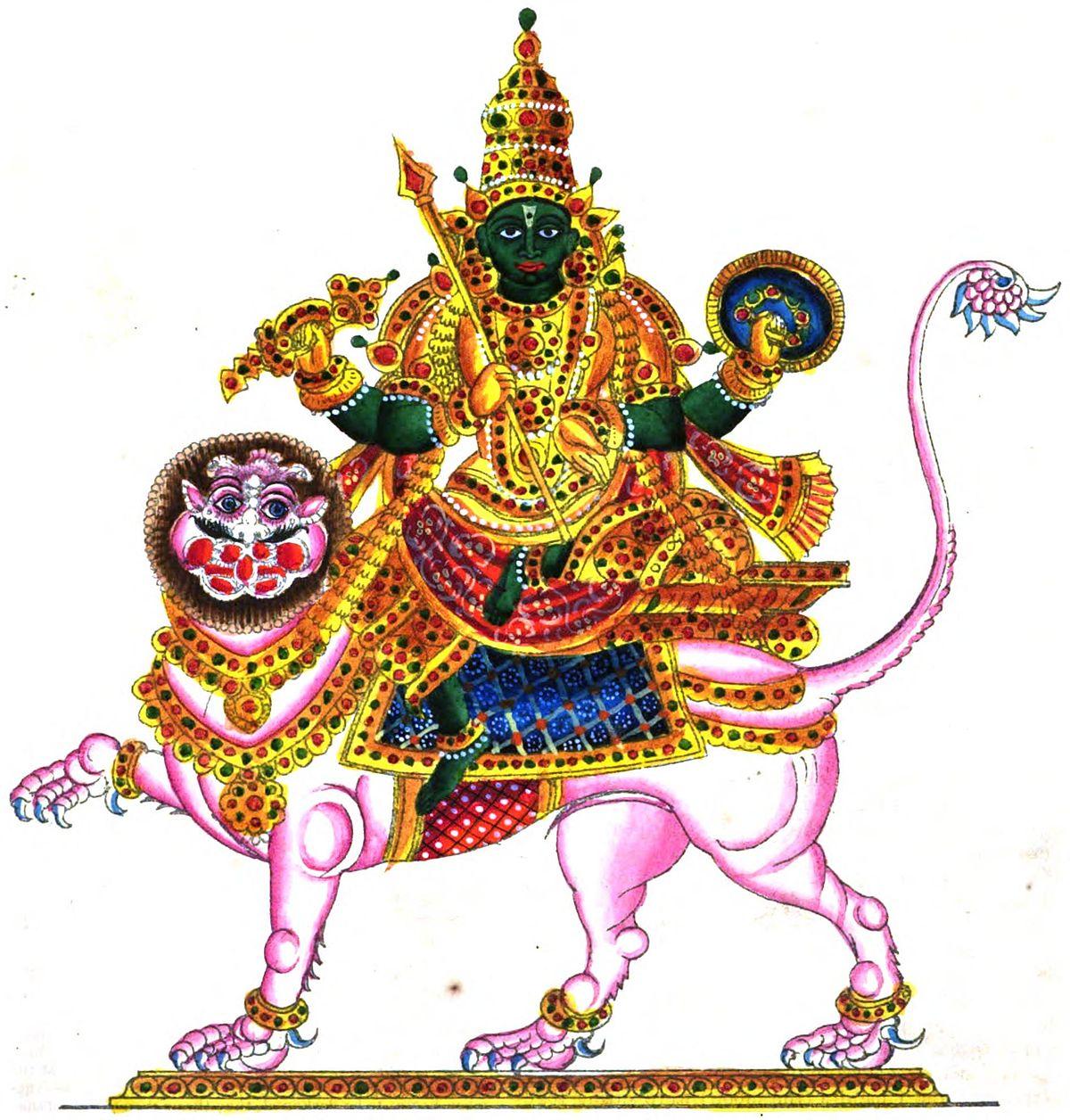 Hindi mantra राहू मन्त्र
