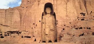 How the Bamiyan Buddha were destructed