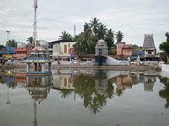 Tirunallar Saniswaran Temple