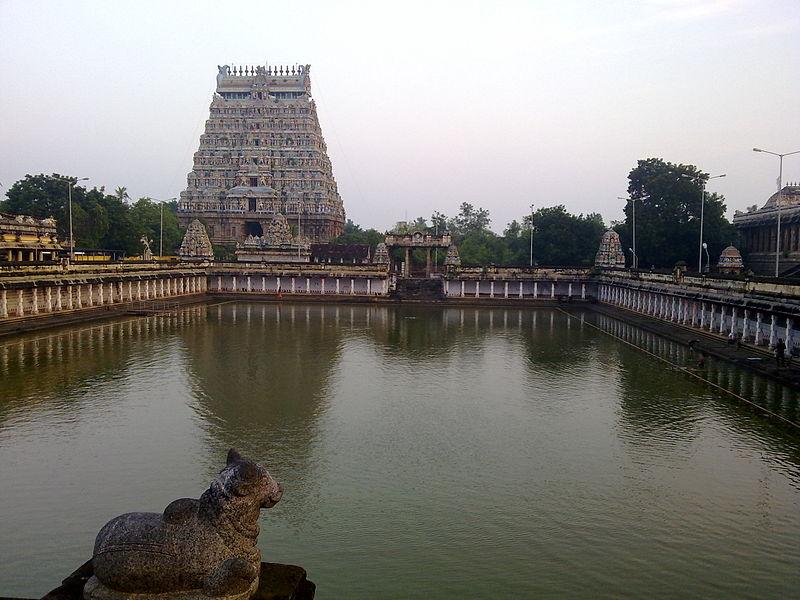 Thillai Nataraja Temple