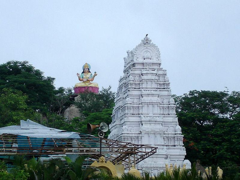 Gnana Saraswati Temple