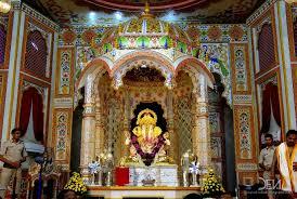 Dagdusheth Halwai Ganapati Temple