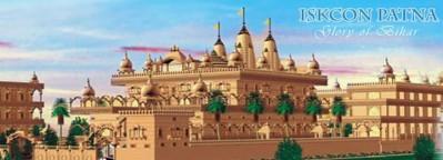 ISKCON_Patna Temple