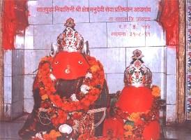 Satpuda Manudevi Temple