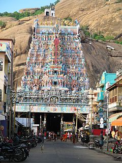 Thiruparankundram Temple