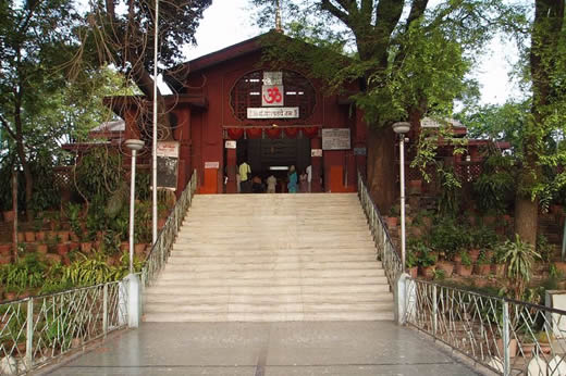 Sarasbaug Temple