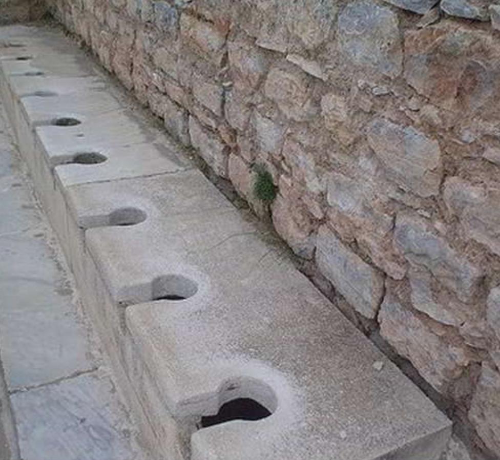 Flush Toilets Harappa