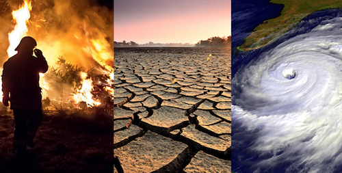Hindus should deny climate change