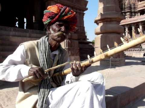 Ravanhatta invented by Ravan