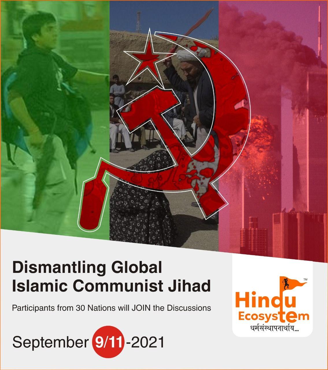 Dismantling global communist nexus